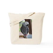 Congo African Grey Tote Bag