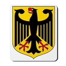 German Coat of Arms  Mousepad
