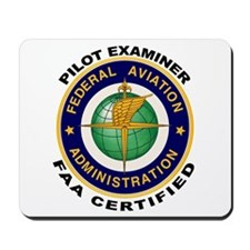 Pilot Examiner Mousepad