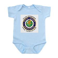 Pilot Examiner Infant Bodysuit