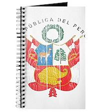 Peru Coat Of Arms Journal