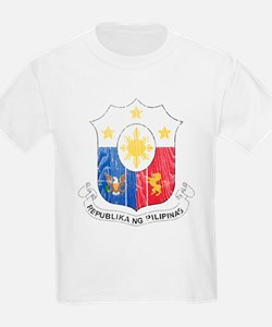 Philippines Coat Of Arms T-Shirt