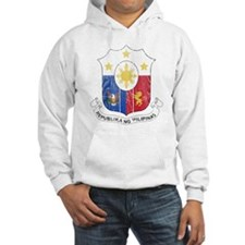Philippines Coat Of Arms Hoodie