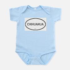 Chihuahua, Mexico euro Infant Creeper