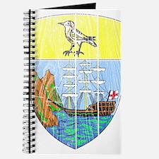 Saint Helena Coat Of Arms Journal