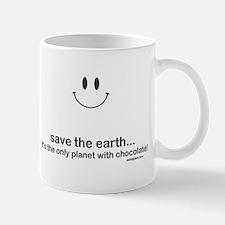 Save Chocolate Mug