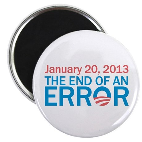 The End Of An Error Magnet