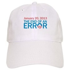 The End Of An Error Baseball Cap