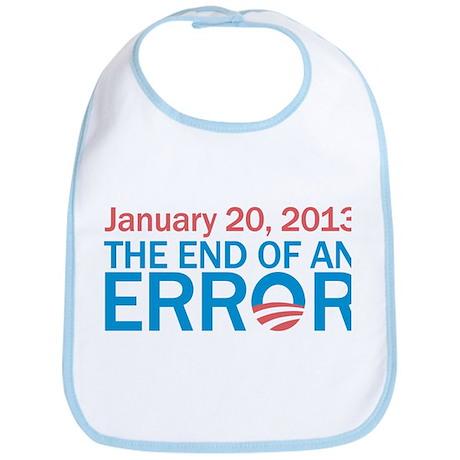 The End Of An Error Bib
