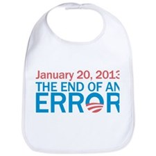 The End Of An Error Bib