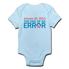 The End Of An Error Infant Bodysuit