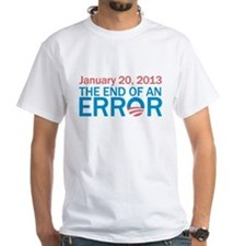 The End Of An Error Shirt
