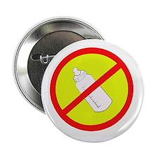 not bottle fed circle slash Button