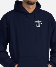 Combined Operations B-W Hoodie