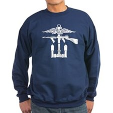 Combined Operations B-W Jumper Sweater