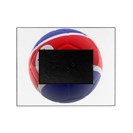 Korea World Cup Ball Picture Frame
