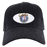 South Bay SC Logo Black Cap