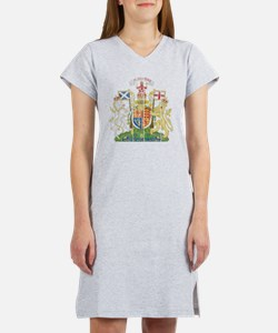Scotland Coat Of Arms Women's Nightshirt