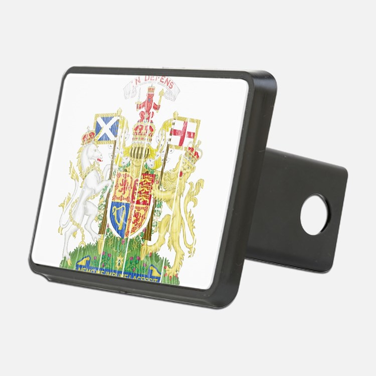 Scotland Coat Of Arms Hitch Cover