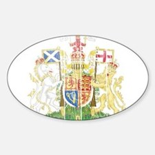 Scotland Coat Of Arms Decal