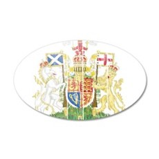 Scotland Coat Of Arms Wall Decal