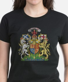 Scotland Coat Of Arms Tee