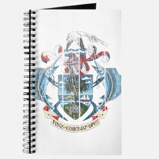 Seychelles Coat Of Arms Journal