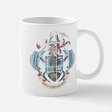 Seychelles Coat Of Arms Mug