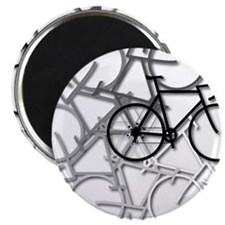 Bicycle circle Magnet
