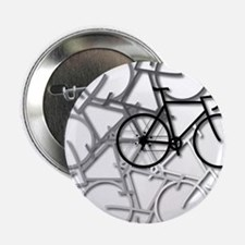 "Bicycle circle 2.25"" Button"