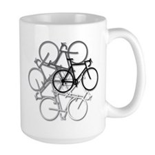Bicycle circle Mug