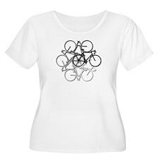 Bicycle circle T-Shirt