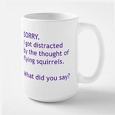 Purple Squirrels Mug