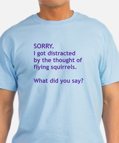 Purple Squirrels T-Shirt