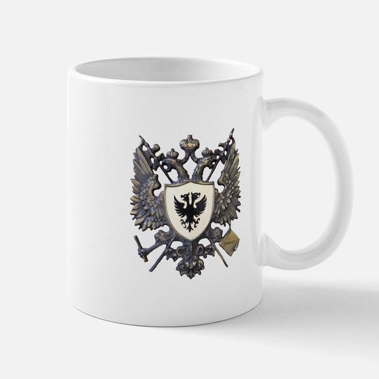 Doucette Family Crest Mug