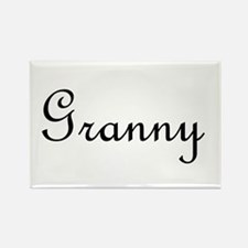 Granny.png Rectangle Magnet