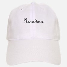 Grandma.png Baseball Baseball Cap