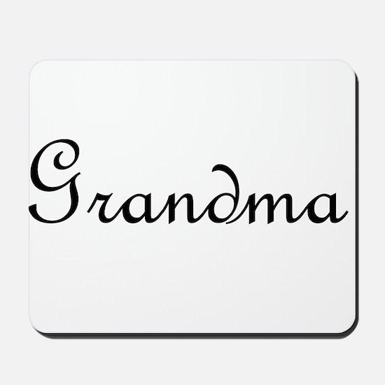 Grandma.png Mousepad