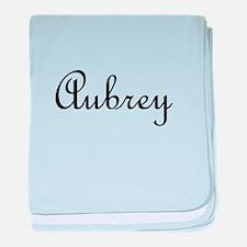Aubrey.png baby blanket