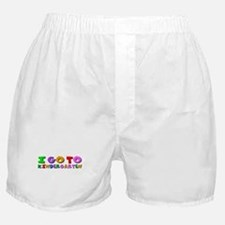 I go to kindergarten Boxer Shorts