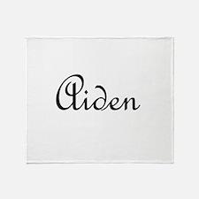 Aiden.png Throw Blanket