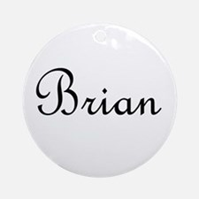 Brian.png Ornament (Round)