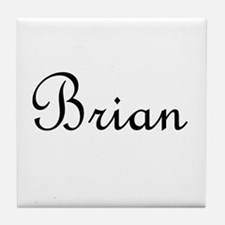 Brian.png Tile Coaster