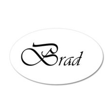 Brad.png Wall Decal