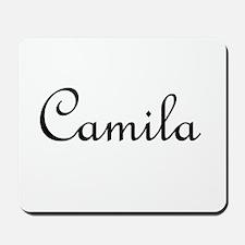 Camila.png Mousepad