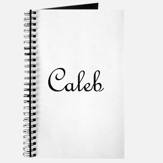 Caleb.png Journal