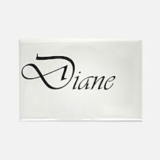 Diane.png Rectangle Magnet