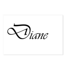 Diane.png Postcards (Package of 8)