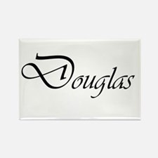 Douglas.png Rectangle Magnet