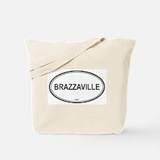 Brazzaville, Congo euro Tote Bag